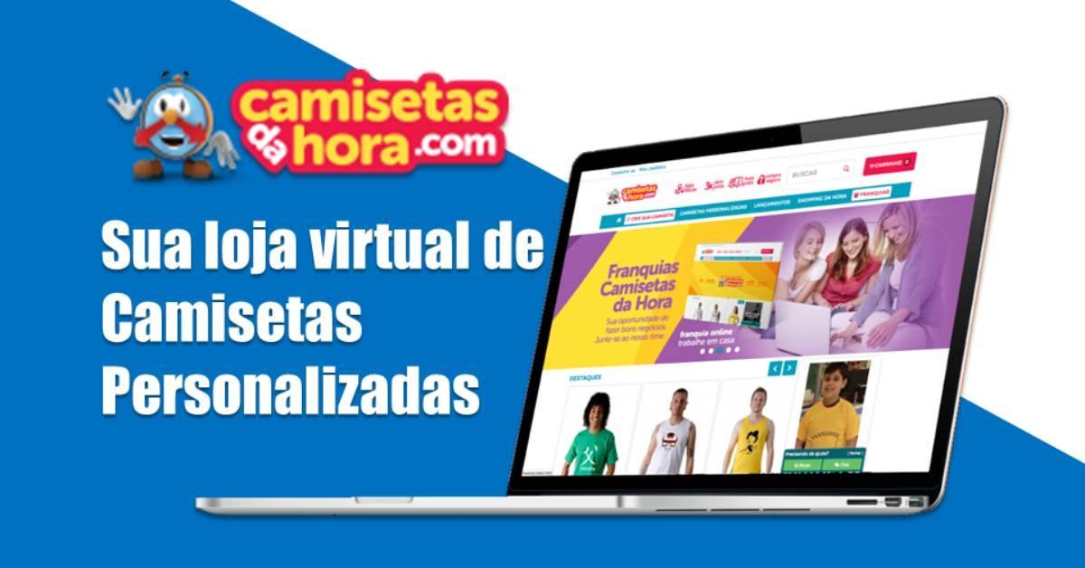 Lucre com uma loja virtual de Camisetas Personalizadas